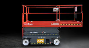 SJ4626 Electric Scissor Lift